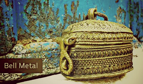 The Past Got Alive Again Bell Metal Handicrafts Swadesi Made