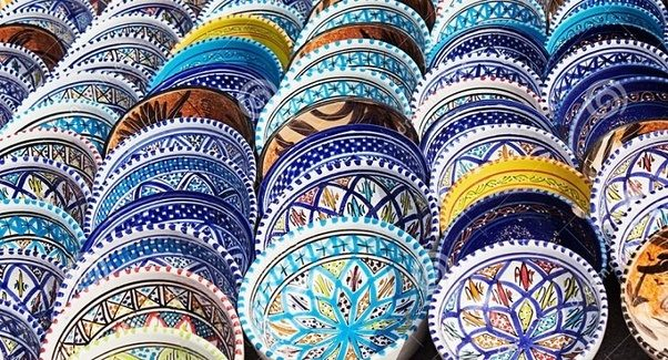 Blue Pottery Of Jaipur Swadesi Made In India