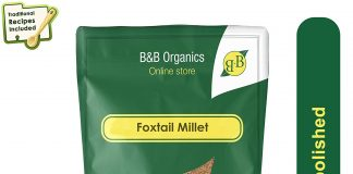 fox tail millet