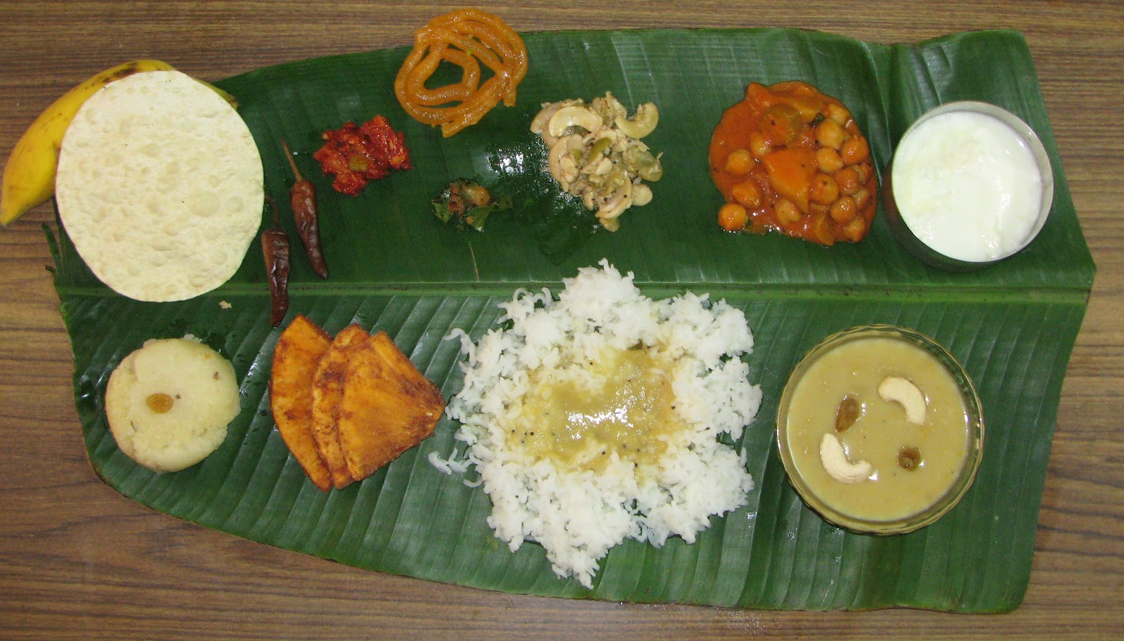 Special Ugadi meal