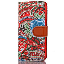 painted leather art - mobile covers