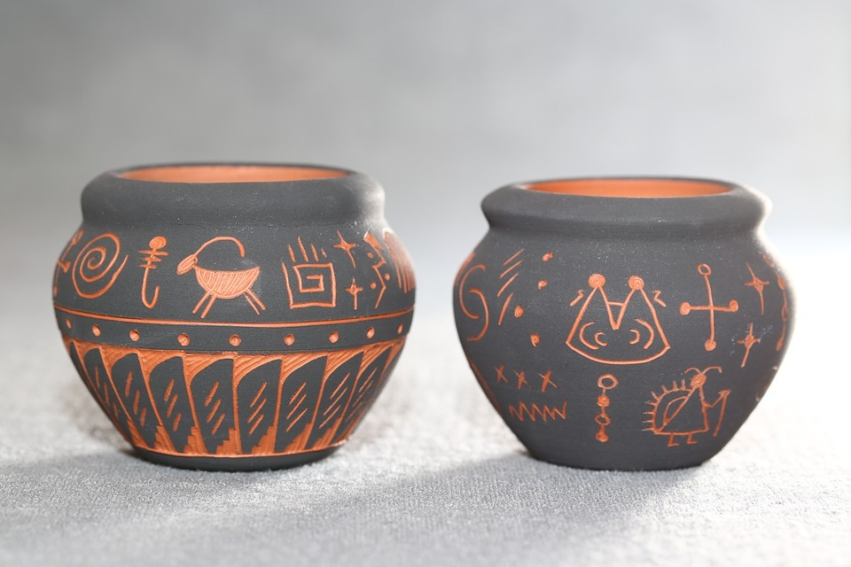 Earthenware navajo