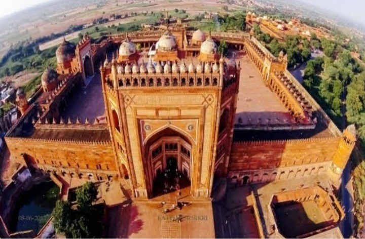Fatehpur Sikri ( art & architecture ) | Swadesi | Made in India