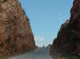 dashrath manjhi road
