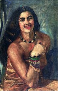 Sher-Gil's paintings are among the most expensive by Indian women painters today