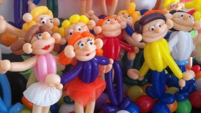 balloon modelling