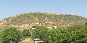 Govardhan hill, Mathura