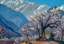 Nicholas Roerich: Krishna - Mountains and Mysticism