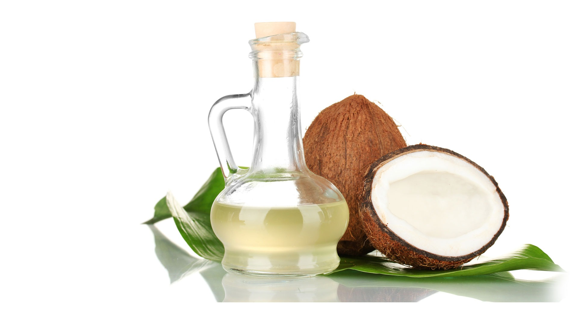 Coconut oil - Uses and Benefits | Swadesi | Made in India