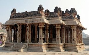 The riddle of musical pillars of Hampi's vittala temple